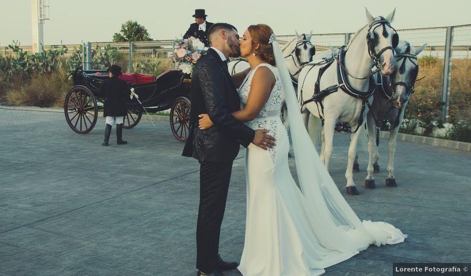 La boda de Miguel y Desire en Jerez De La Frontera, Cádiz