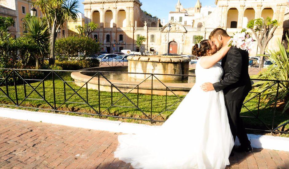 La boda de Pedro y Clara en Ciutadella De Menorca, Islas Baleares