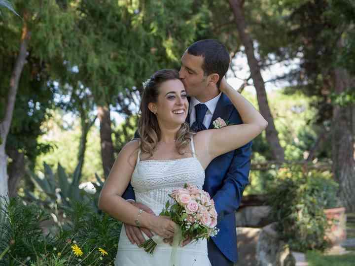 La boda de Marta y Xavier