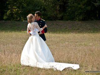 La boda de Quirino y Elena