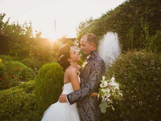 La boda de Cristina y David 1