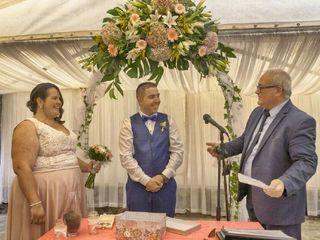 La boda de Jessenia y Javier