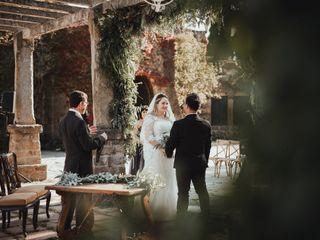La boda de Eliza y Charles 1