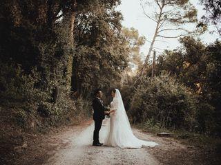 La boda de Eliza y Charles