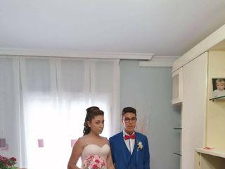 La boda de Maria  y Yeray 2