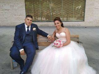 La boda de Maria  y Yeray