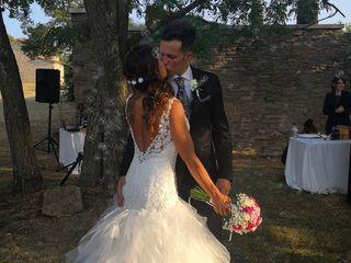 La boda de Esther y Zurisadai