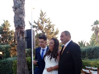 La boda de Amparo y Fermín 1