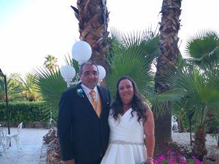 La boda de Amparo y Fermín