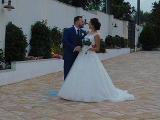 La boda de Lourdes y Ivan
