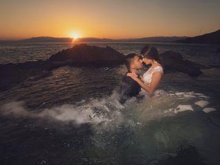 La boda de Monica y Mauro