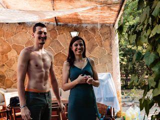La boda de Elena y Josevi 2