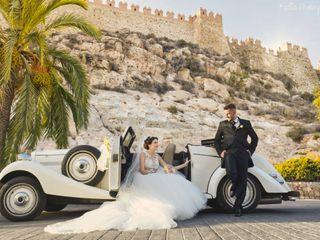 La boda de Macarena y Andrés