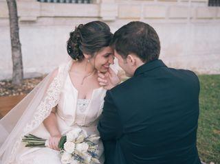 La boda de Elena y Jon
