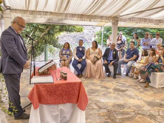 La boda de Javier y Jessenia en Las Palmas De Gran Canaria, Las Palmas 1