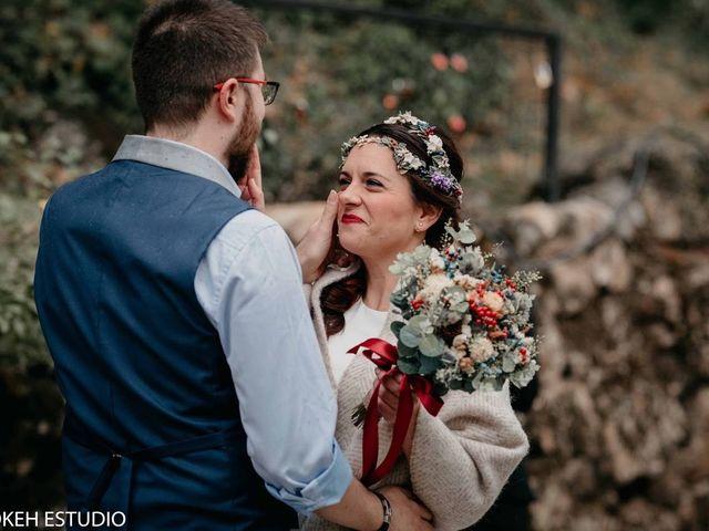 La boda de Antonio y Irene en Baños De Montemayor, Cáceres 2