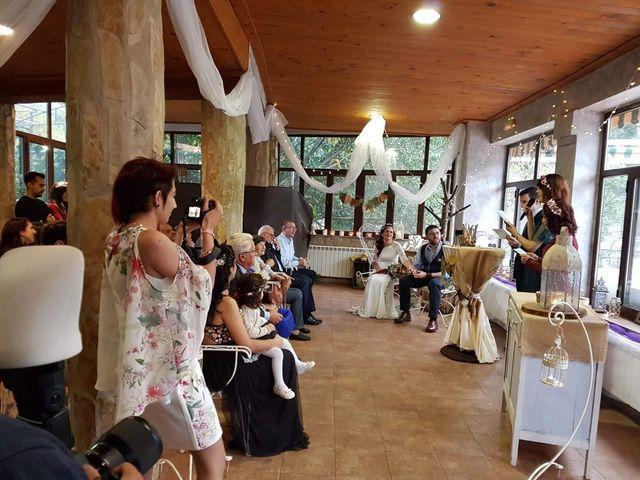 La boda de Antonio y Irene en Baños De Montemayor, Cáceres 4