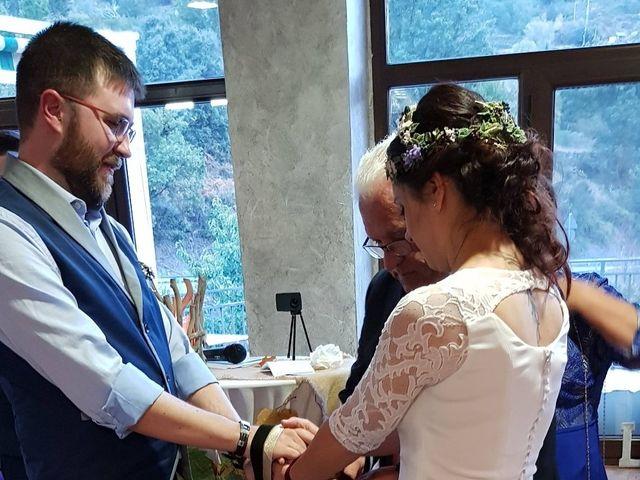 La boda de Antonio y Irene en Baños De Montemayor, Cáceres 6