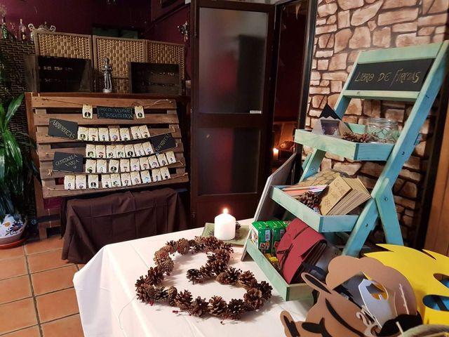 La boda de Antonio y Irene en Baños De Montemayor, Cáceres 8