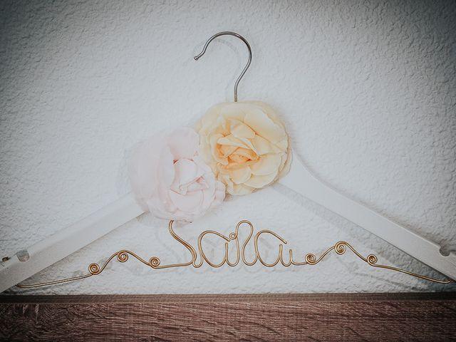 La boda de Sara y Roberto en Madrid, Madrid 25