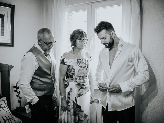 La boda de Sara y Roberto en Madrid, Madrid 47