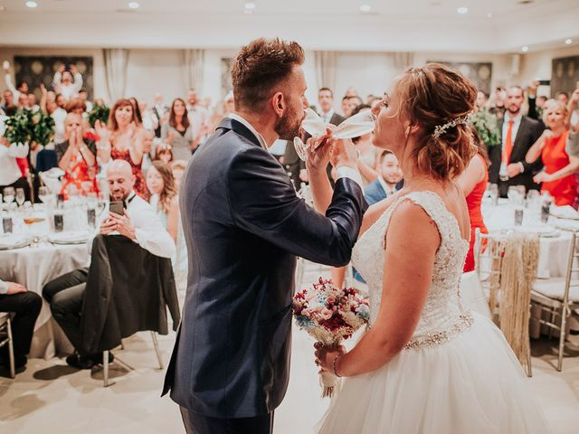 La boda de Sara y Roberto en Madrid, Madrid 55