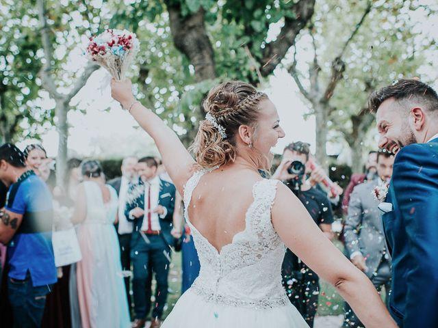 La boda de Sara y Roberto en Madrid, Madrid 66