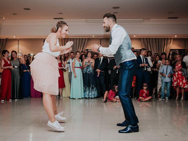 La boda de Sara y Roberto en Madrid, Madrid 75