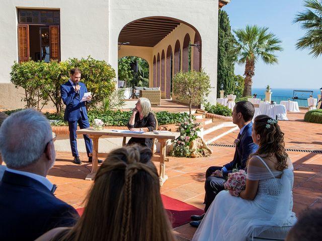 La boda de Xavier y Marta en Sant Vicenç De Montalt, Barcelona 22