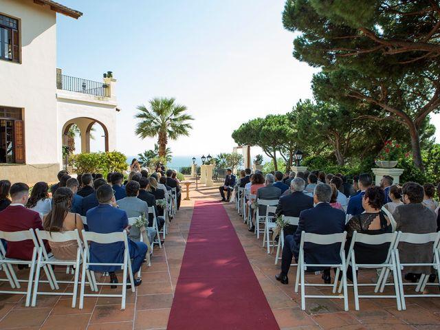 La boda de Xavier y Marta en Sant Vicenç De Montalt, Barcelona 24