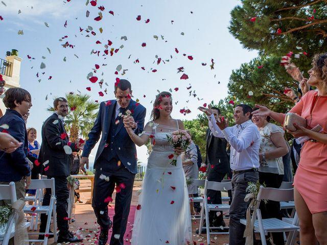 La boda de Xavier y Marta en Sant Vicenç De Montalt, Barcelona 26