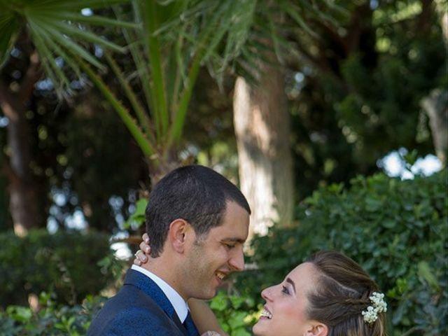 La boda de Xavier y Marta en Sant Vicenç De Montalt, Barcelona 28