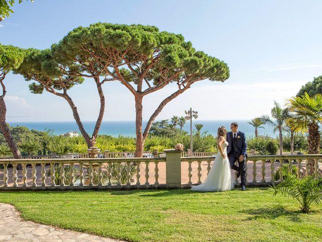 La boda de Xavier y Marta en Sant Vicenç De Montalt, Barcelona 29