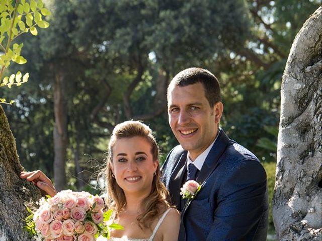 La boda de Xavier y Marta en Sant Vicenç De Montalt, Barcelona 30