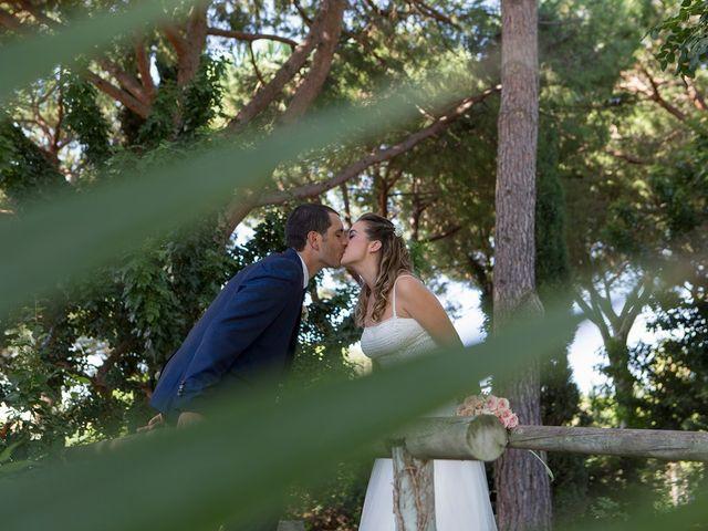 La boda de Xavier y Marta en Sant Vicenç De Montalt, Barcelona 32