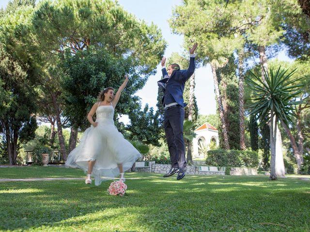 La boda de Xavier y Marta en Sant Vicenç De Montalt, Barcelona 33