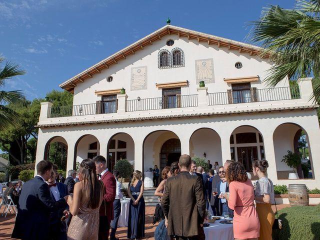 La boda de Xavier y Marta en Sant Vicenç De Montalt, Barcelona 36