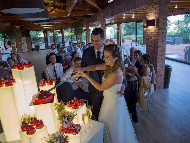 La boda de Xavier y Marta en Sant Vicenç De Montalt, Barcelona 38