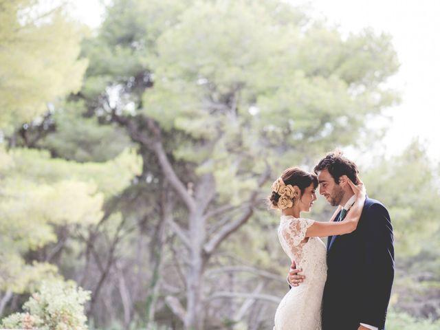 La boda de Bianca y Tomaso