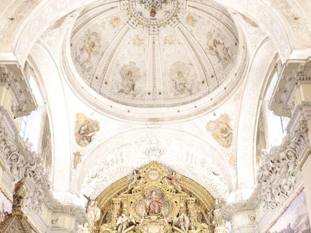 La boda de Rubén y Aroa en Espartinas, Sevilla 9