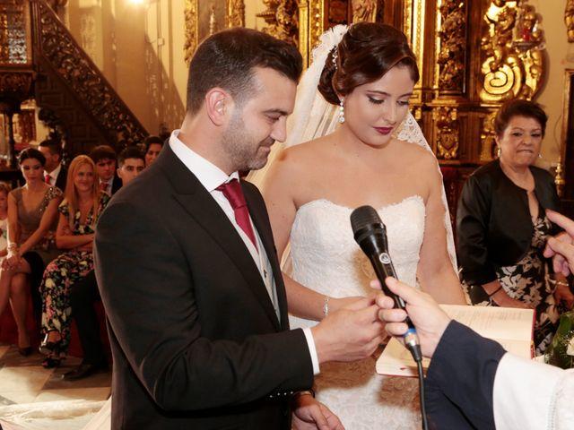 La boda de Rubén y Aroa en Espartinas, Sevilla 2