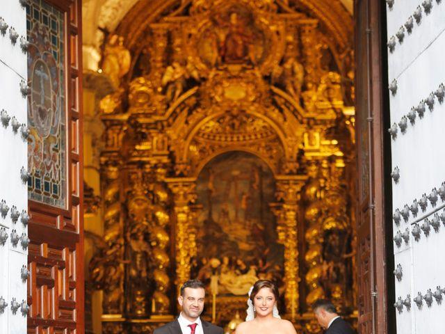 La boda de Rubén y Aroa en Espartinas, Sevilla 10