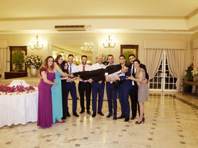 La boda de Rubén y Aroa en Espartinas, Sevilla 12