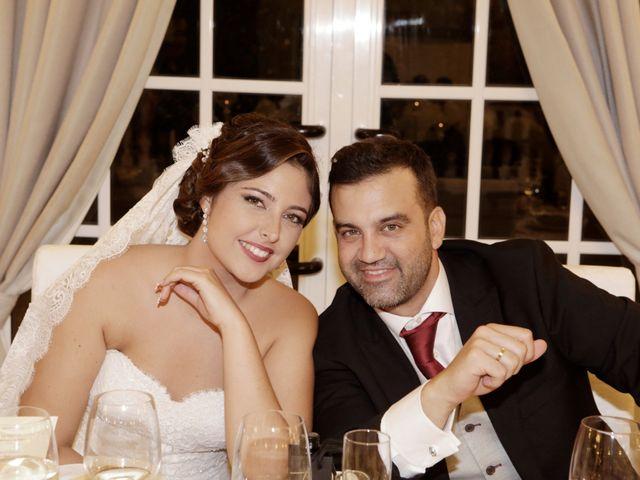 La boda de Rubén y Aroa en Espartinas, Sevilla 13