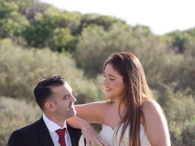 La boda de Rubén y Aroa en Espartinas, Sevilla 18