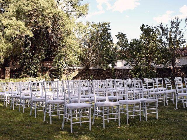La boda de Javier y Irene en Continos, Salamanca 5