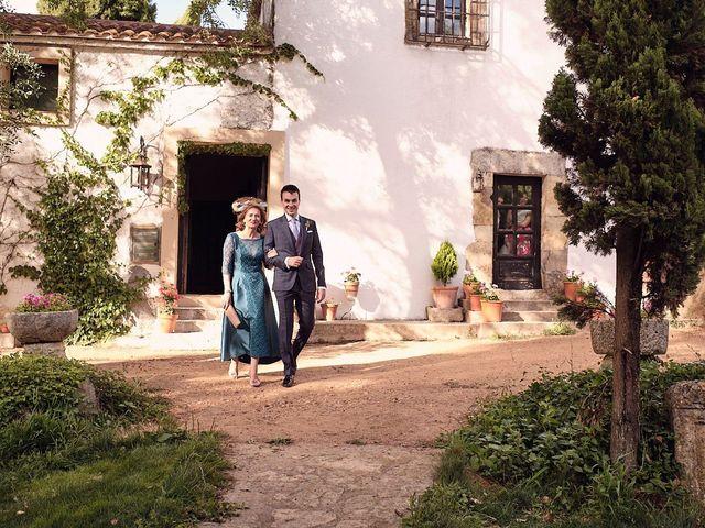 La boda de Javier y Irene en Continos, Salamanca 7