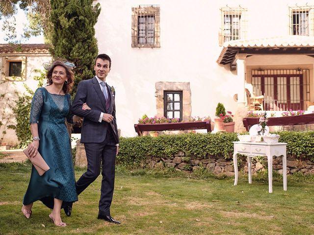La boda de Javier y Irene en Continos, Salamanca 8