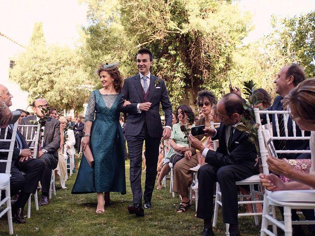 La boda de Javier y Irene en Continos, Salamanca 9