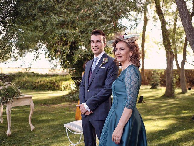 La boda de Javier y Irene en Continos, Salamanca 10